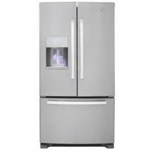 whirlpool gold 25 6 cu ft door refrigerator in