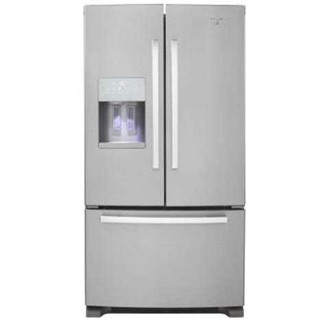 whirlpool gold refrigerator door whirlpool gold 25 6 cu ft door refrigerator in