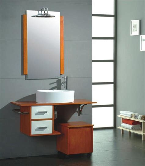 15 Contemporary Bathroom Mirror Designs Modern Small Bathroom Vanities