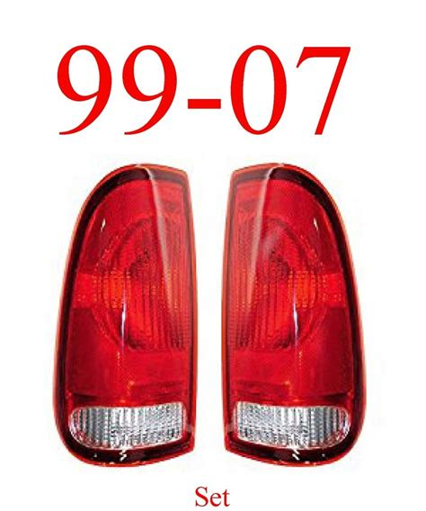 2001 ford f150 tail light assembly 2001 f350 tail light ebay autos post