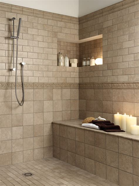 tiled shower with bench perfect tile shower bench carmel tile indianapolis