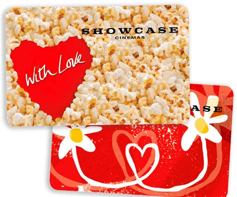 Showcase Cinemas Gift Cards - showcase cinemas gift card lamoureph blog