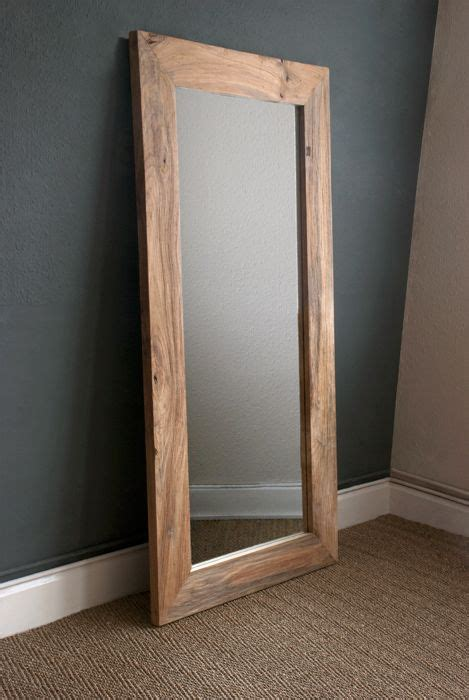 full length bathroom mirror teak shades and full length mirrors on pinterest