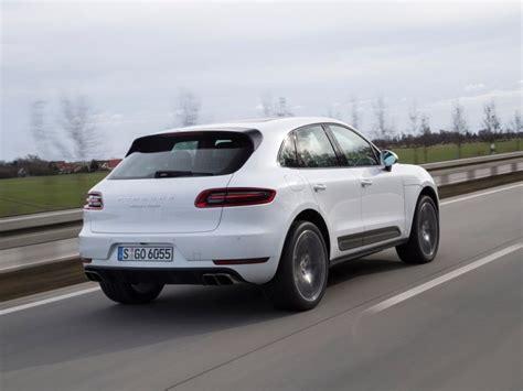 Porsche Macan Road Test by 2015 Porsche Macan Turbo Road Test Review Autobytel