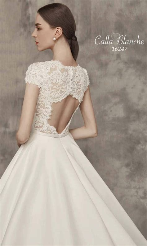 Kevan 07 Fall Collection by Calla Blanche Fall 2016 Bridal Collection The Magazine
