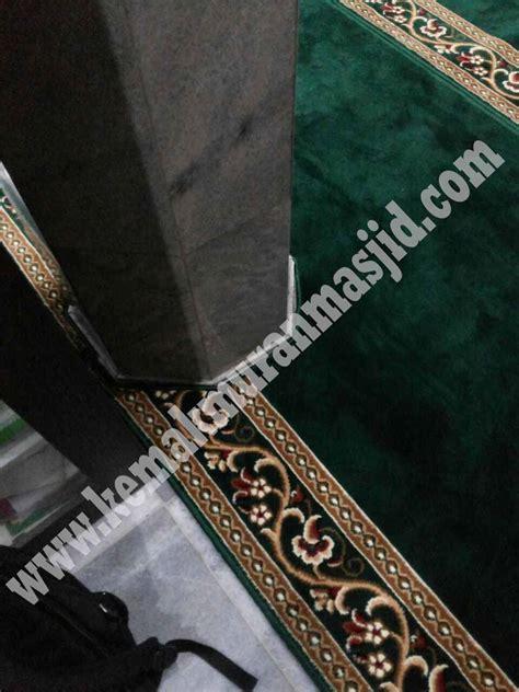 Daftar Karpet Ambal jual karpet sajadah masjid turki roll berkualitas tebal di