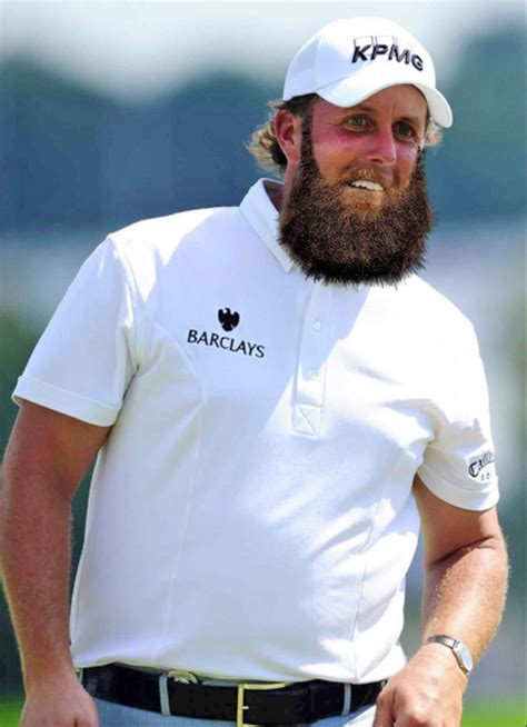 a look at phil mickelsons hair over theyears best beards duck dynasty red sox or golfers