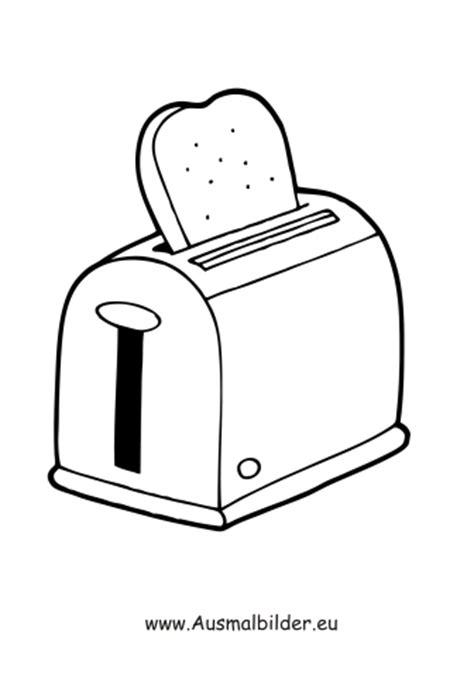 Tostapane Hello by Ausmalbilder Toaster Haushaltsger 228 Te Malvorlagen