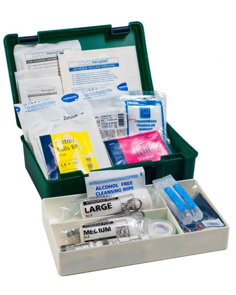 home aid kit physical sports aid