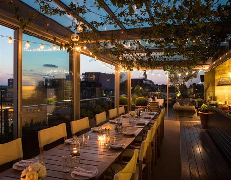 top ten london bars boundary rooftop also features an enclosed outdoor space