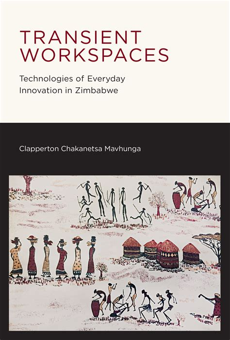 The Book Of Sts transient workspaces technologies of everyday innovation