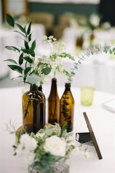 industrial wedding table decorations best 25 bottle centerpieces ideas on wine