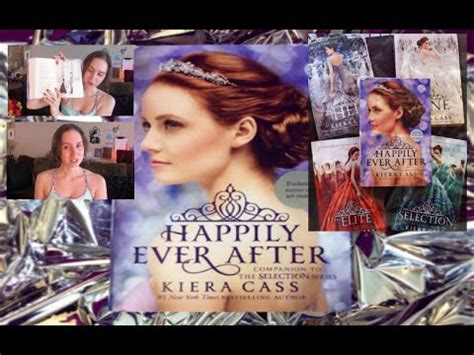 Novel Happily After Kiera Cass happily after by kiera cass book review