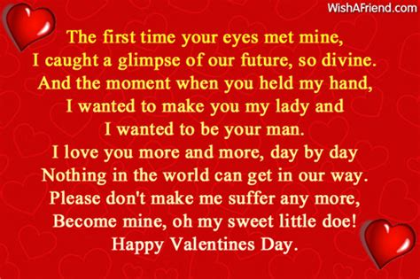 happy valentines day to my poems valentines day poems page 1