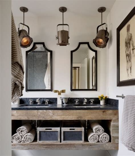 rustic bathroom lighting fixtures unique bathroom lighting ktrdecor com