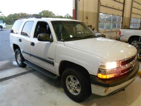 how to learn everything about cars 2003 chevrolet tahoe regenerative braking buy used government surplus vehicle 2003 chevy tahoe 4wd in