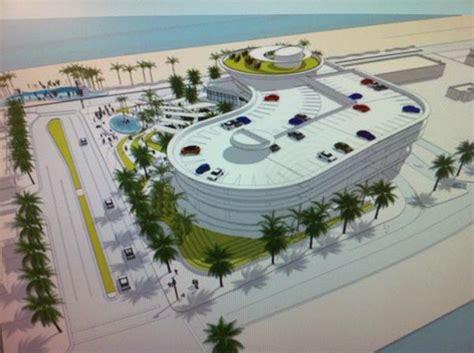 Las Olas Parking Garage by Fort Lauderdale Commissioners Review 86 Million