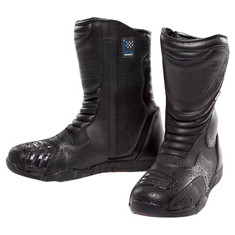 motorcycle boots lorenzo waterproof leather motorcycle boots sedici