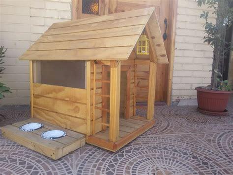 casas de madera para perros casa de perro madera hecha a mano peque 241 o mediano