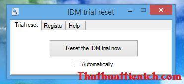 trial reset tool idm tải phần mềm tự động reset ng 224 y d 249 ng idm d 249 ng idm vĩnh