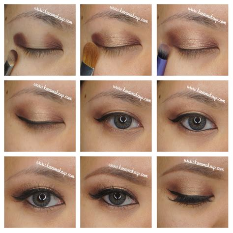Eyeshadow Faced makeup tutorial faced eye makeup vidalondon