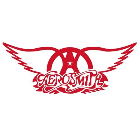 Shop For Home Decorative Items by Aerosmith Logo 6 Quot X 2 5 Quot Decal Deftperception