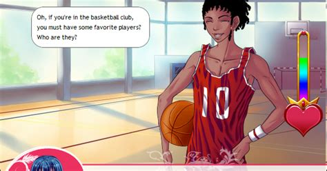 Ep Gamis Gyna my walkthroughs dajan quot oh if you re in the basketball club quot