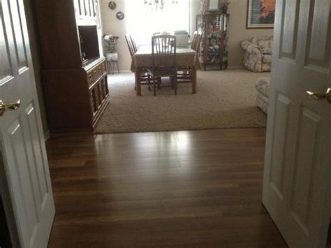 hand scraped laminate flooring reviews scraped laminate flooring sam s club