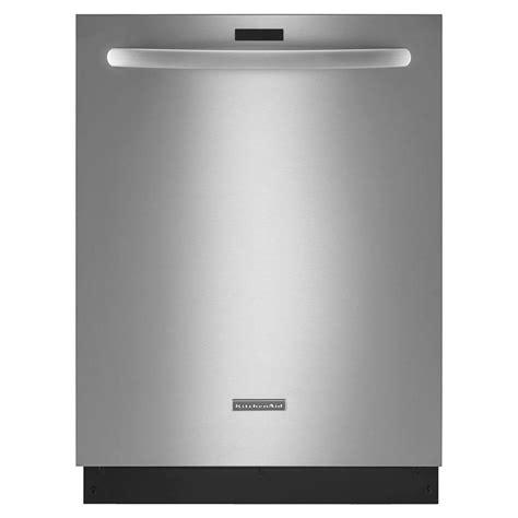 kitchenaid architect series ii top dishwasher in