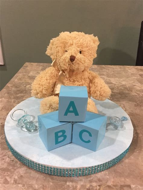 Teddy Baby Shower Centerpieces by 17 Beste Idee 235 N Teddy Centerpieces Op