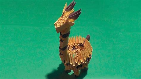 3d origami giraffe tutorial 203 best images about origami 3 d on pinterest models