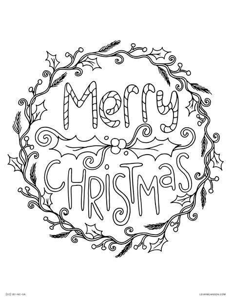 happy holidays drawing  getdrawingscom