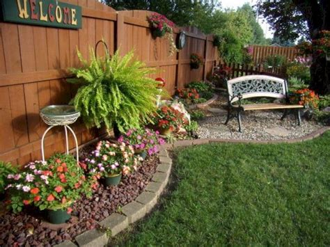 Easy Backyard Landscaping Ideas by 66 Simple And Easy Backyard Landscaping Ideas Wartaku Net