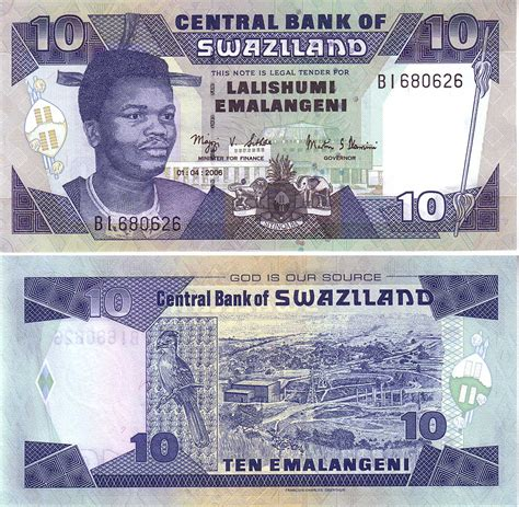 swaziland central bank clay panix