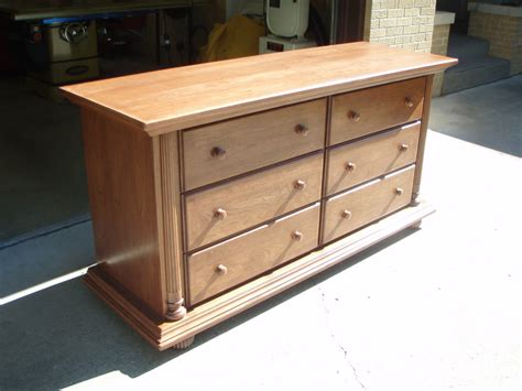Dresser With Compartment by 6 Drawer Dresser With Compartment By Nd2elk