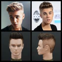 launtner hair tutoorial justin bieber haircut tutorial 2014 celebs pinterest