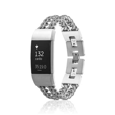 Fitbit Charge 2 Bracelet Avila by fitjewels
