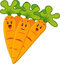 Clipart funny carrots