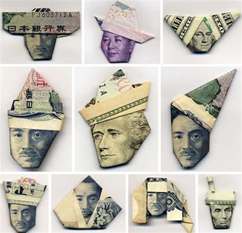 How Do They Make Paper Money - made of money creative dollar bill artworks urbanist