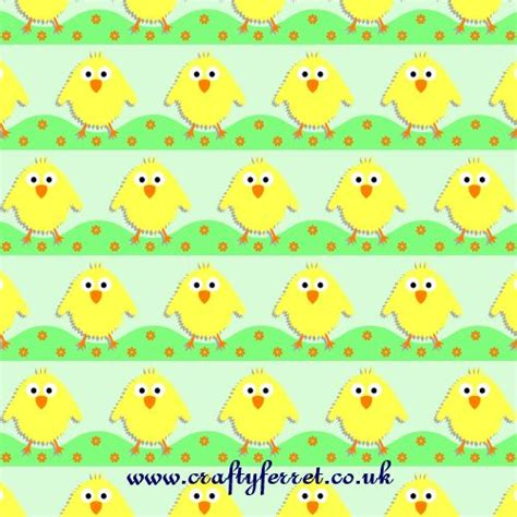 Easter Paper Crafts Free - free printable fluffy easter craft backing