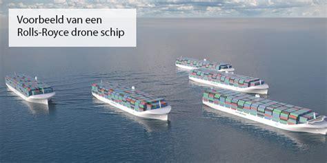 conventionele sleepboot robotschip schepen zonder personeel maken opmars