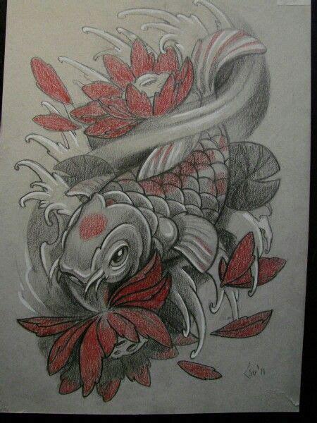 koi tattoo up or down pin by nelson sanchez on arte tatto pinterest koi