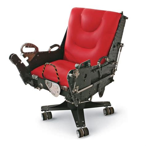 Chair For Car by You Can Own An Office Chair Made Out Of An Ejector