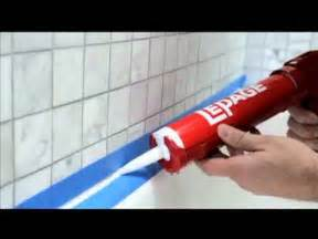easiest way to remove caulk from bathtub how to seal around a tub or shower