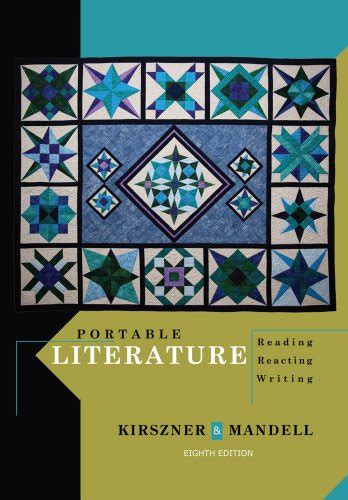 coursemate with ebook of literary terms and criticism for kirszner mandell s