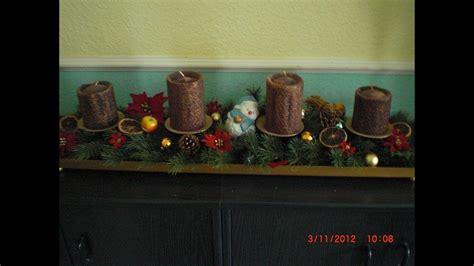 Adventsgestecke Selber Machen Anleitung by Weihnachten Adventskranz Adventsgesteck Selber Machen