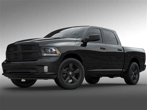 Ram Sweepstakes - ram 1500 express new entry level model