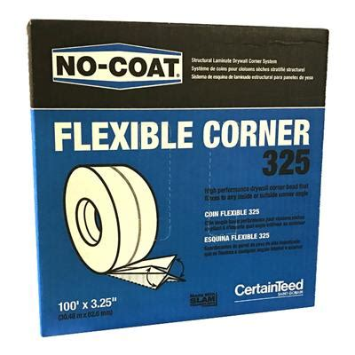 no coat corner bead drywall drywall joint reinforced