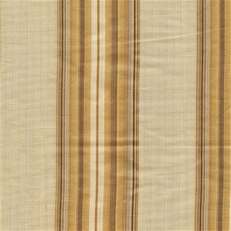 Striped Silk Fabric For Curtains Candia Vanilla Striped Faux Silk Drapery Fabric By Swavelle Mill Creek 33419 Buyfabrics