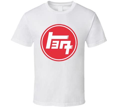 Toyota Logo T Shirt toyota japanese racing trd teq logo t shirt